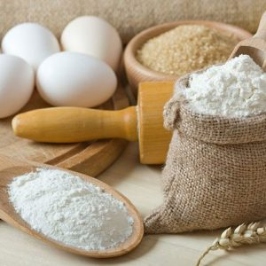 Flour, Sugar & Baking