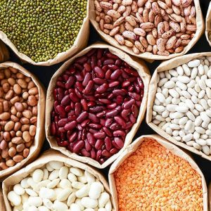 Beans, Pulses & Seeds